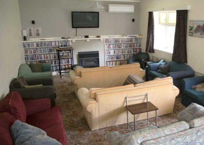 Wally's TV-Lounge